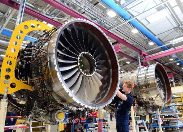 Liebherr-Aerospace to Provide Pneumatic Valves for New Rolls-Royce Business Jet Engine