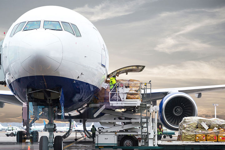 Two Big Thresholds of the Air Cargo Market