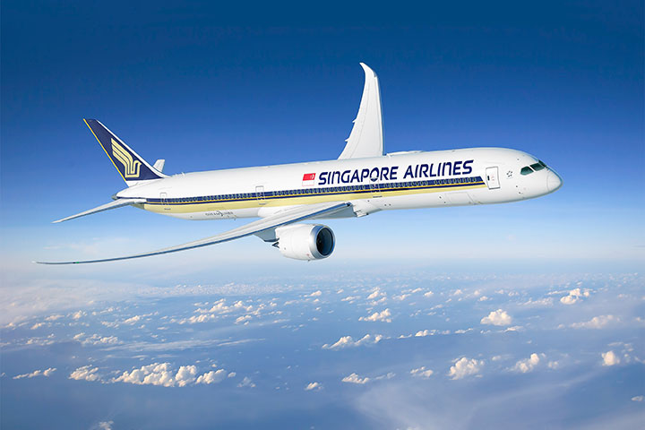 Singapore Airlines The World's Longest, Non-Stop Commercial Flight Operator