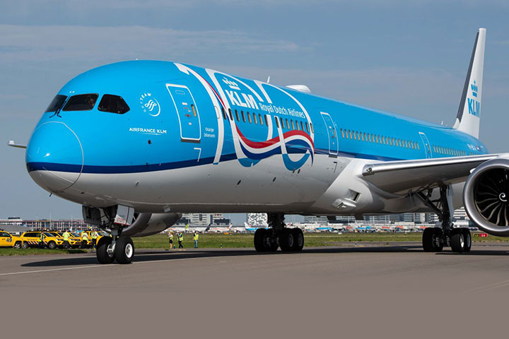KLM Royal Dutch Airlines Exactly One Hundred Years Old