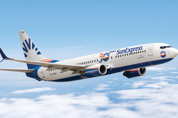 SunExpress Celebrates its 30th Year