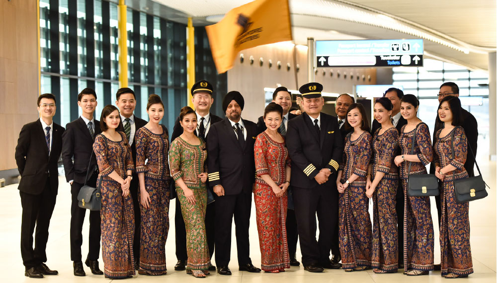 Singapore Airlines Launches A350-900 on Istanbul Flights