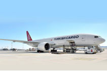 Turkish Cargo, From China to Brazil