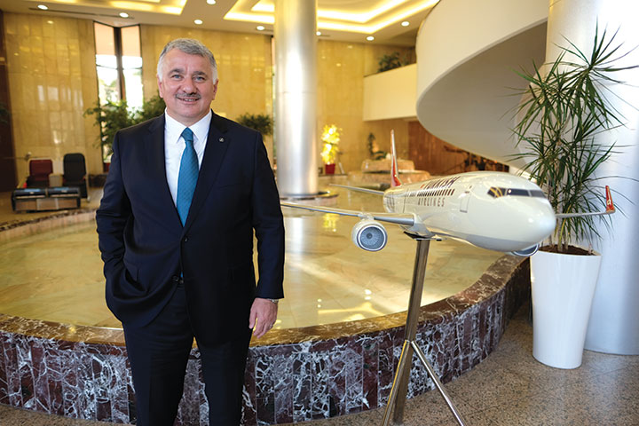 Global Aviation's Trendsetter Turkish Airlines 