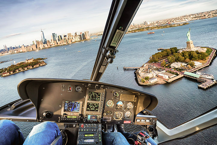 Uber Copter on Demand Service From Manhattan to JFK